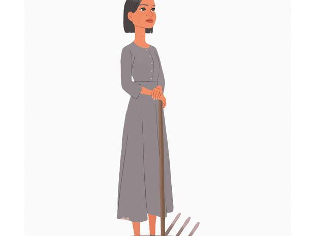 farmer girl