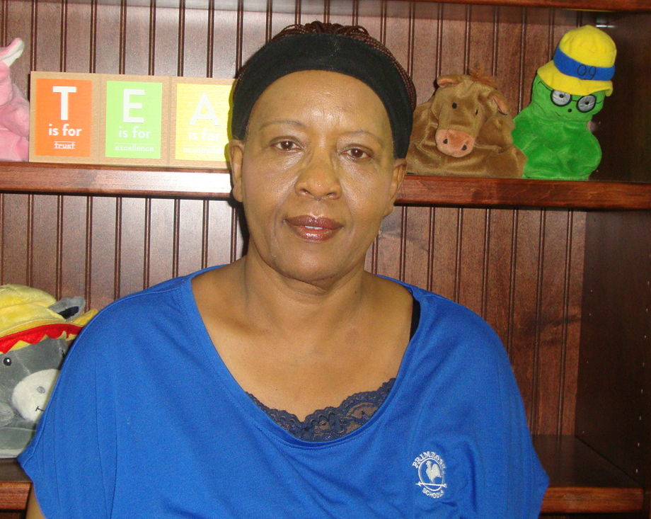 Uwabera Mbyirukira, Infant B Teacher