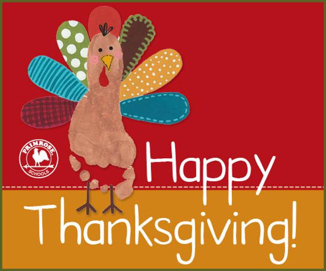 Thanksgiving Closings