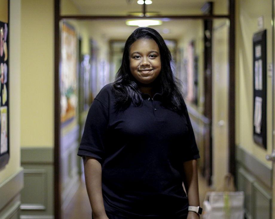 Alexis Taylor , Teacher
