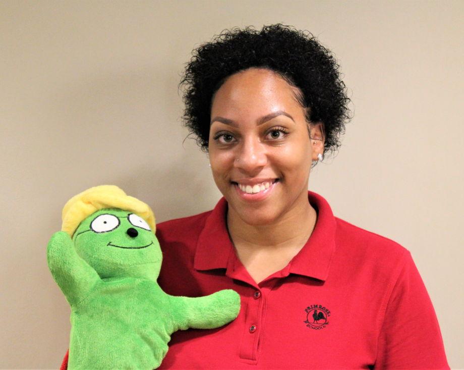 Ms. Keisheena Mellion , Infant Teacher