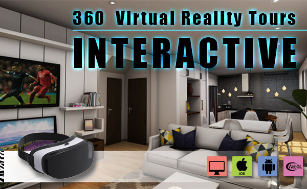 Must-Have Interactive Interior virtual reality App developer by Yantram virtual reality studio Sydney