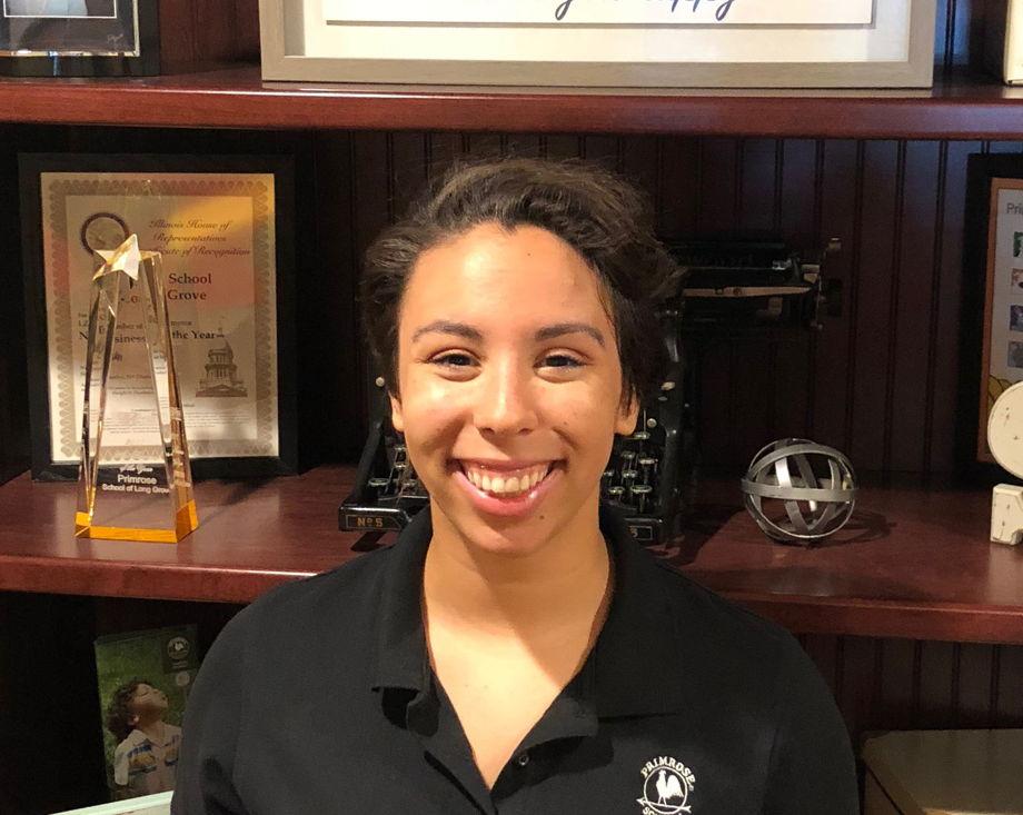 Ashley Oliver , Venture Program Teacher