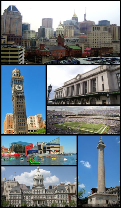Baltimore City, Maryland