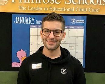 Mr. Aaron Bender , Pre-Kindergarten Teacher