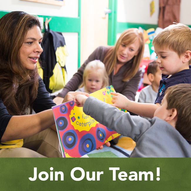 Join our team! We're now hiring!