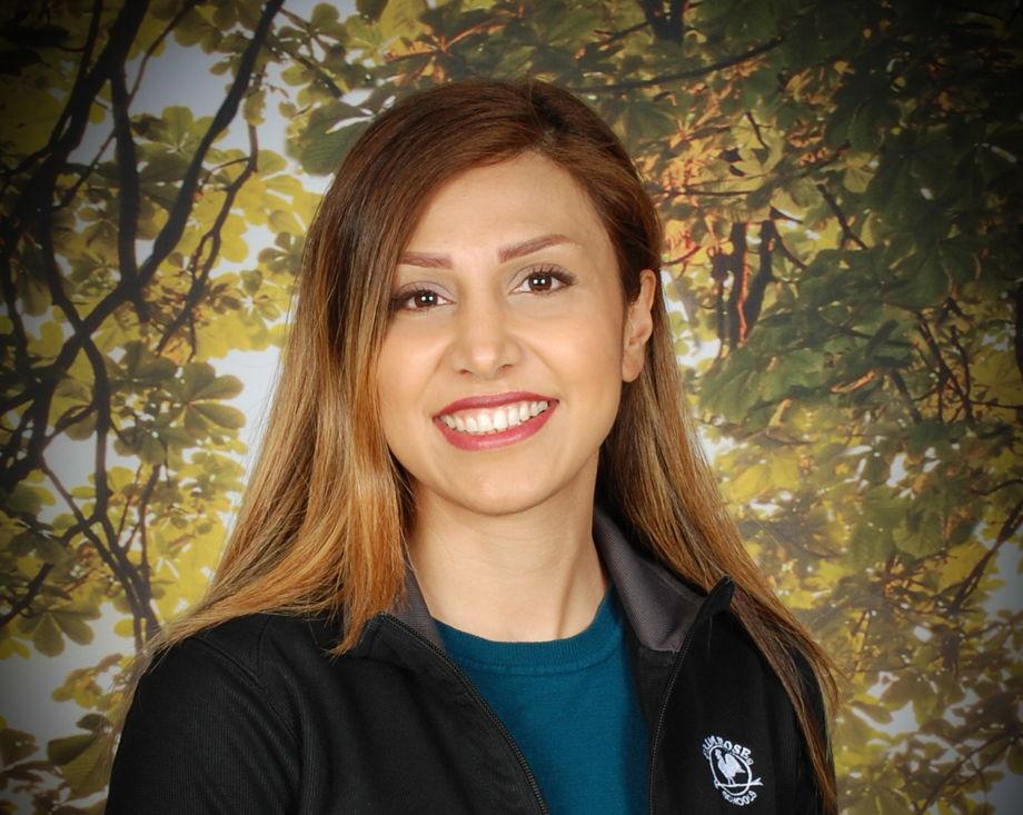 Ms. Parisa Rezaei , Preschool Two Teacher