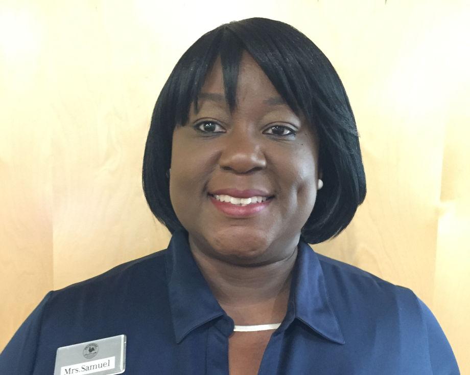 Fredricka Samuel, Administrative Assistant