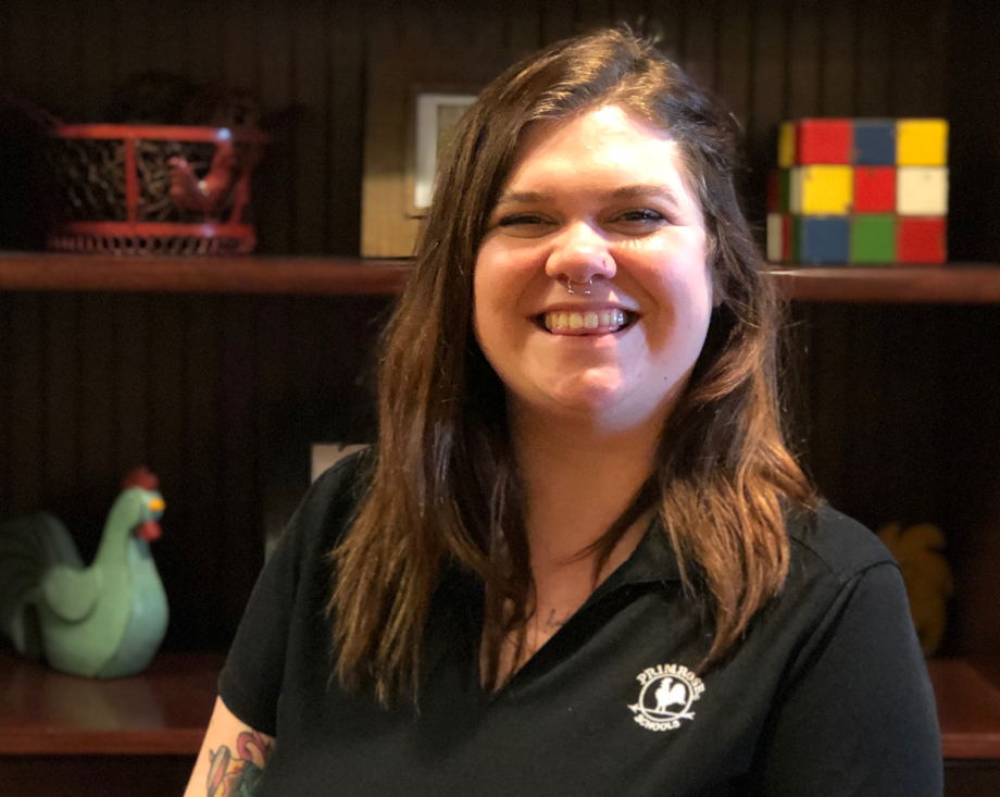 Ms. McHugh , Toddler Teacher