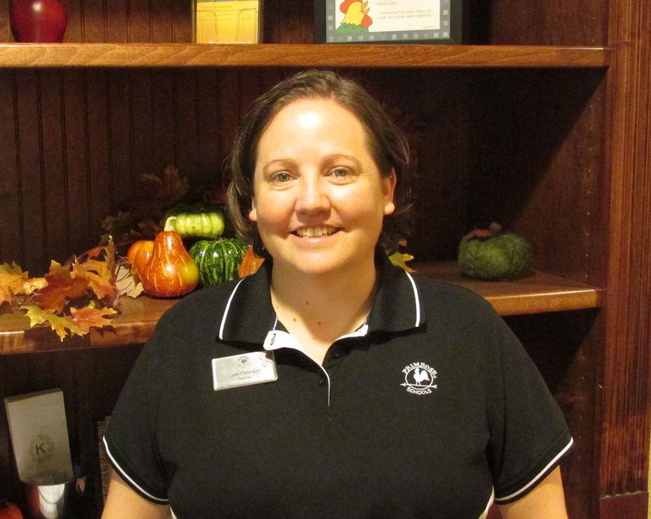 Lynn  Peterson, Explorer Teacher