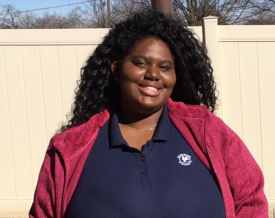 Ms. Ervin, Toddler Lead Teacher