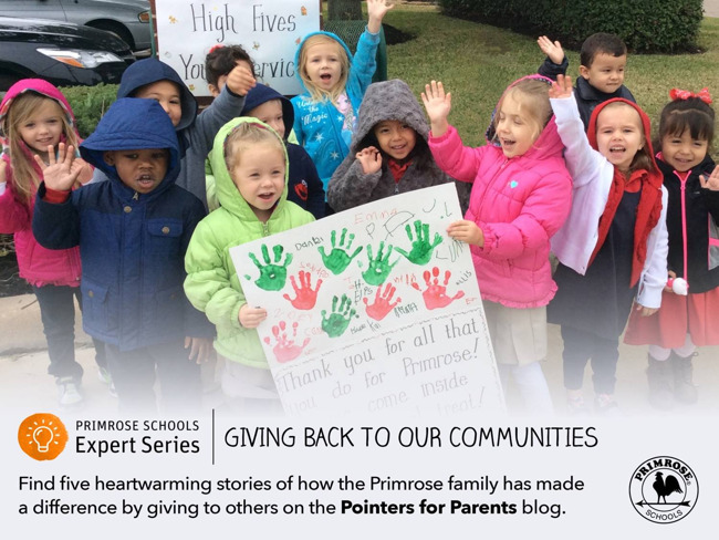 Giving Back to Our Community Across the Country