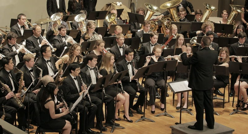 Wind Ensemble/Concert Band Combined Spring Concert