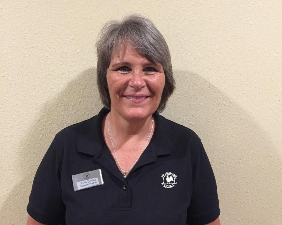 Ruth Downs , Support Teacher
