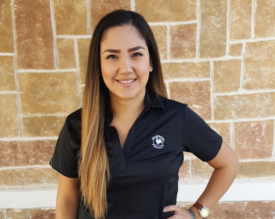 Sandra Aguilar , School Porter