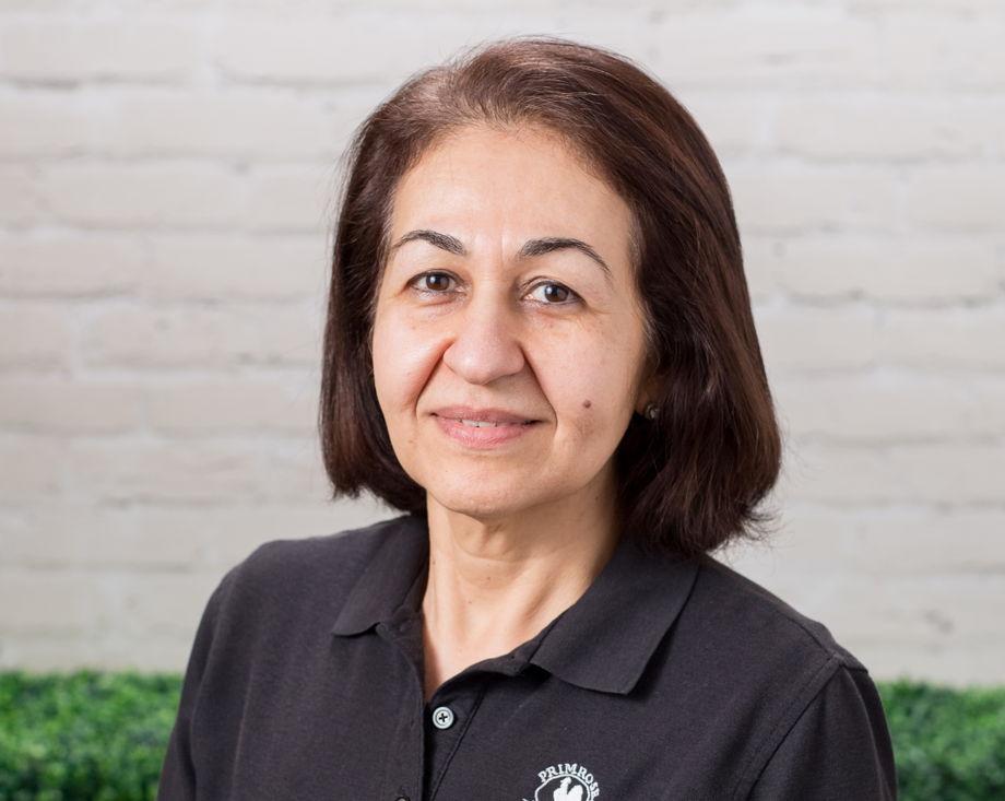 Ms. Sarab , Floater Teacher
