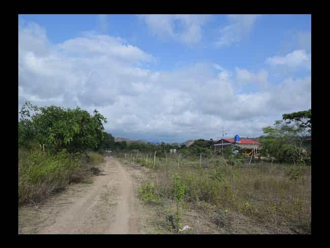 Terreno Via Dos Mangas-Montañita