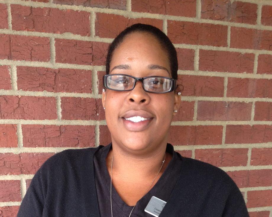 Ms. Ceaira English, Assistant Teacher - Float