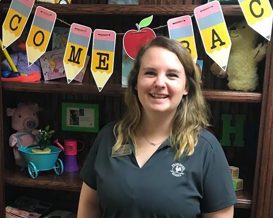 Josephine Enos , Pathways/Preschool Teacher