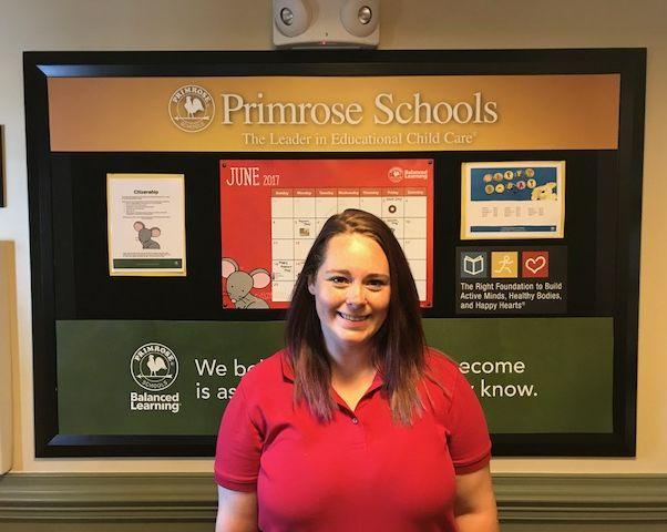 Megan Davenport, Young Toddler Teacher