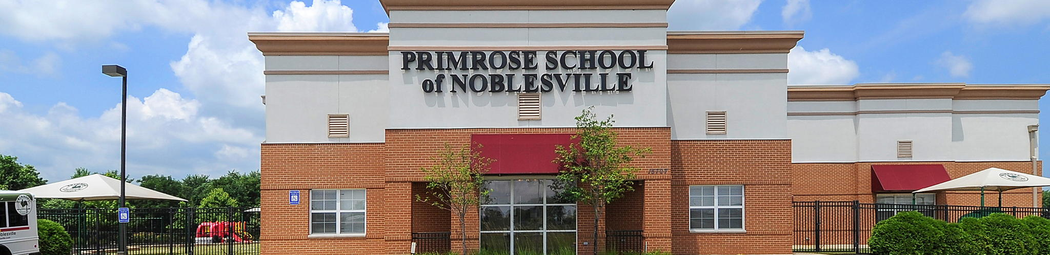 Exterior of a Primrose School of Noblesville