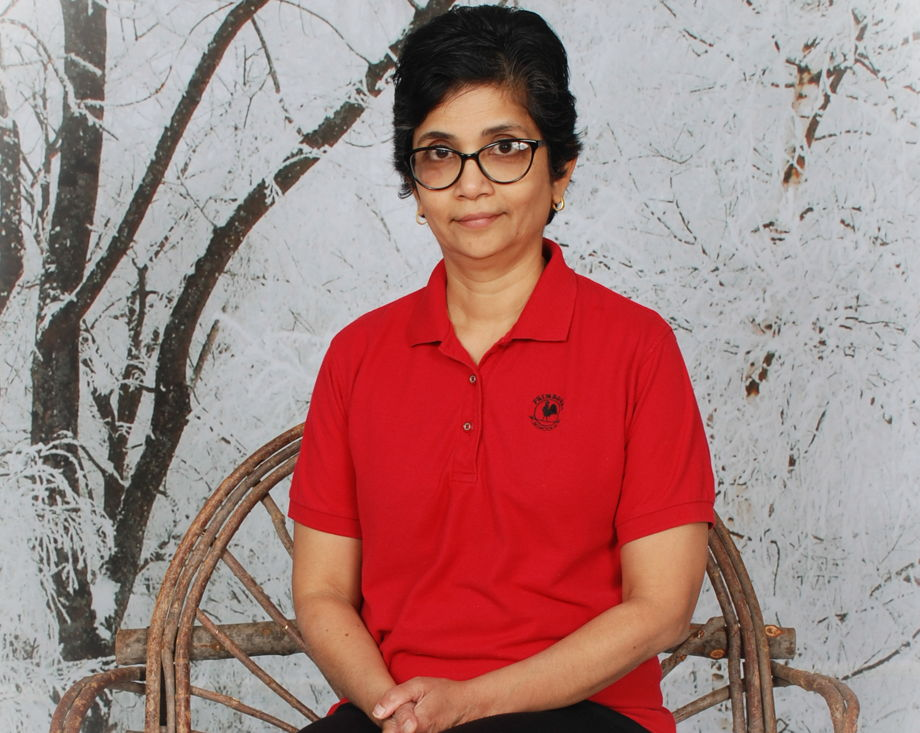 Ms. Maria , Co-Lead Infant Teacher