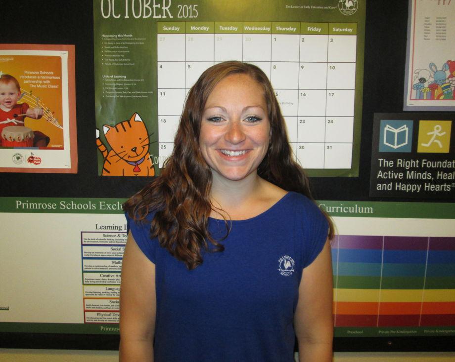 Mrs. Elizabeth Love, Preschool 1 Teacher