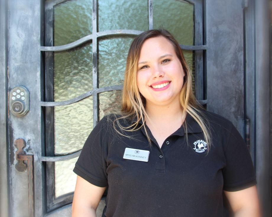 Lauren McKinney , Lead Teacher, Early Preschool One