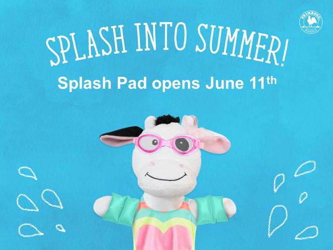 Splash Pad opens