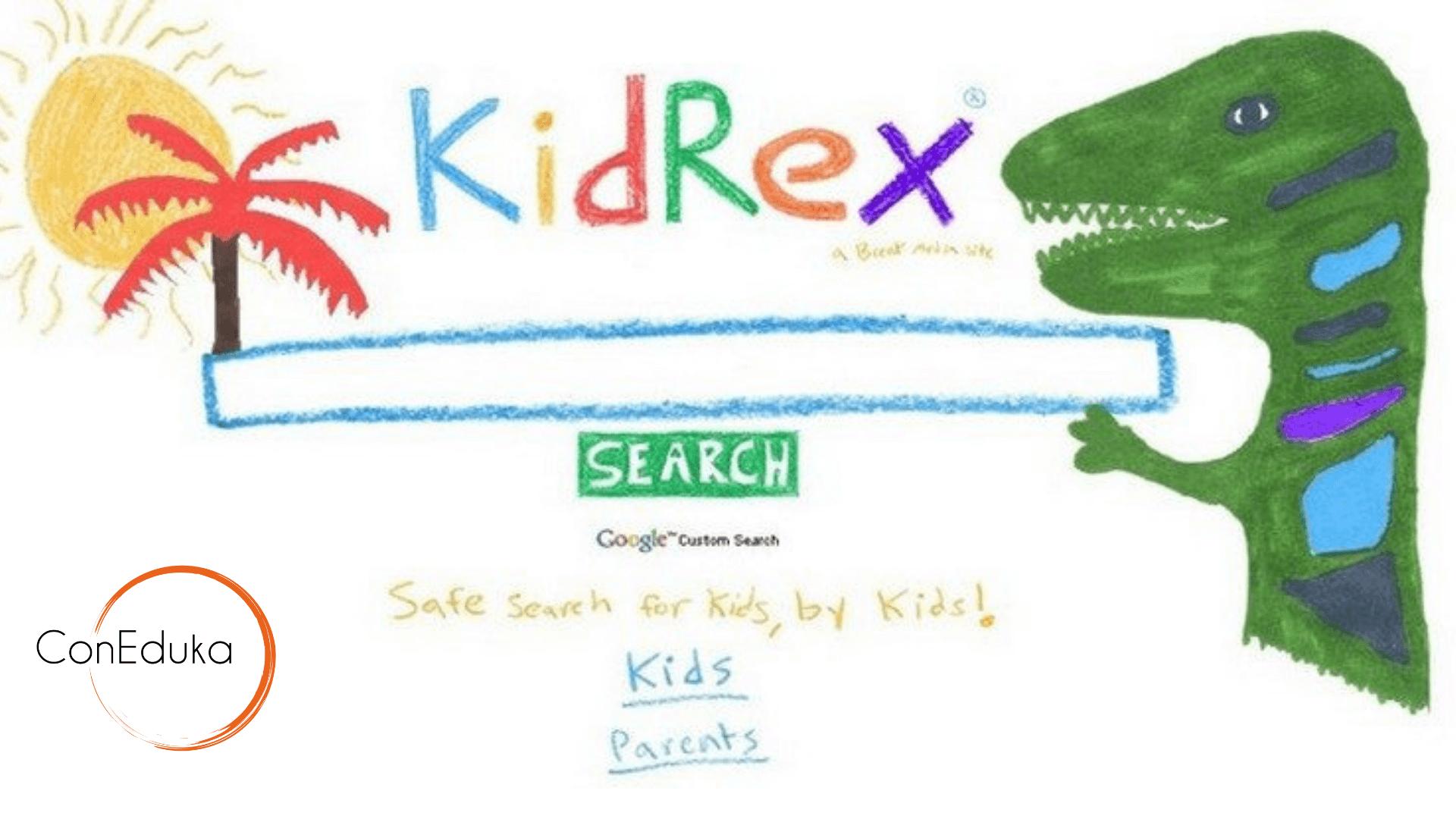 kidrex para niños
