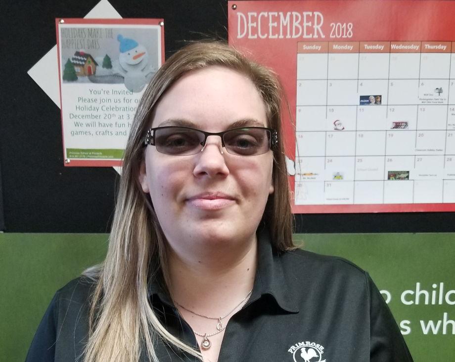 Ms. Valerie Davis , Toddler Teacher