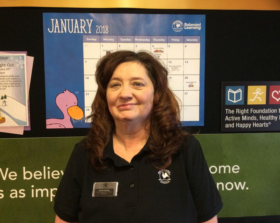 Mrs. Davita Fleming , Food Service Teacher