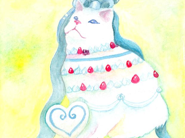 Wedding cake/ウェディングケーキ (2016.11.6)