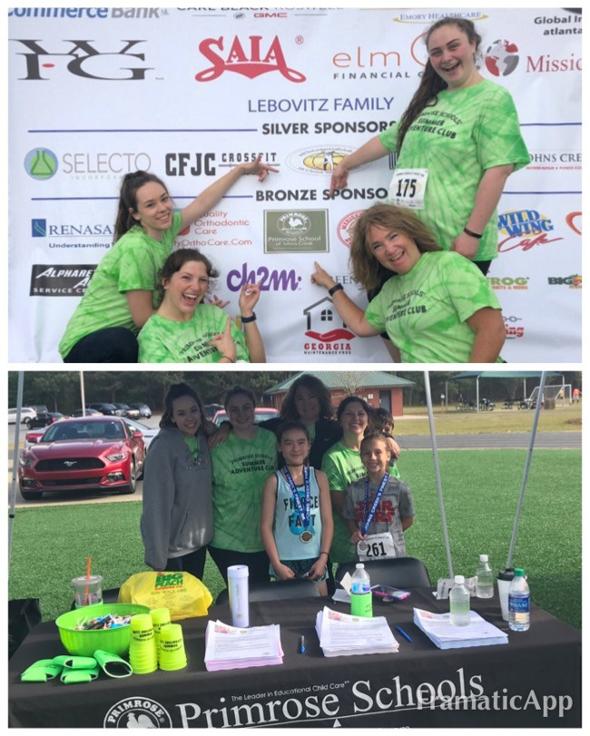 Special Olympic 5K
