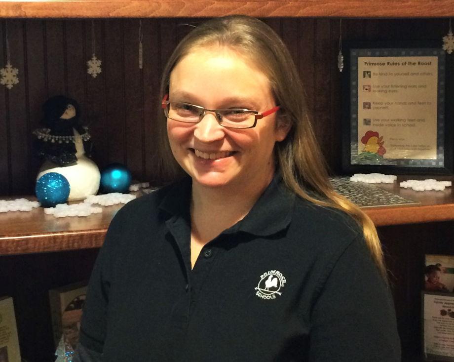 Alissa Richardson, Private Pre-Kindergarten Teacher