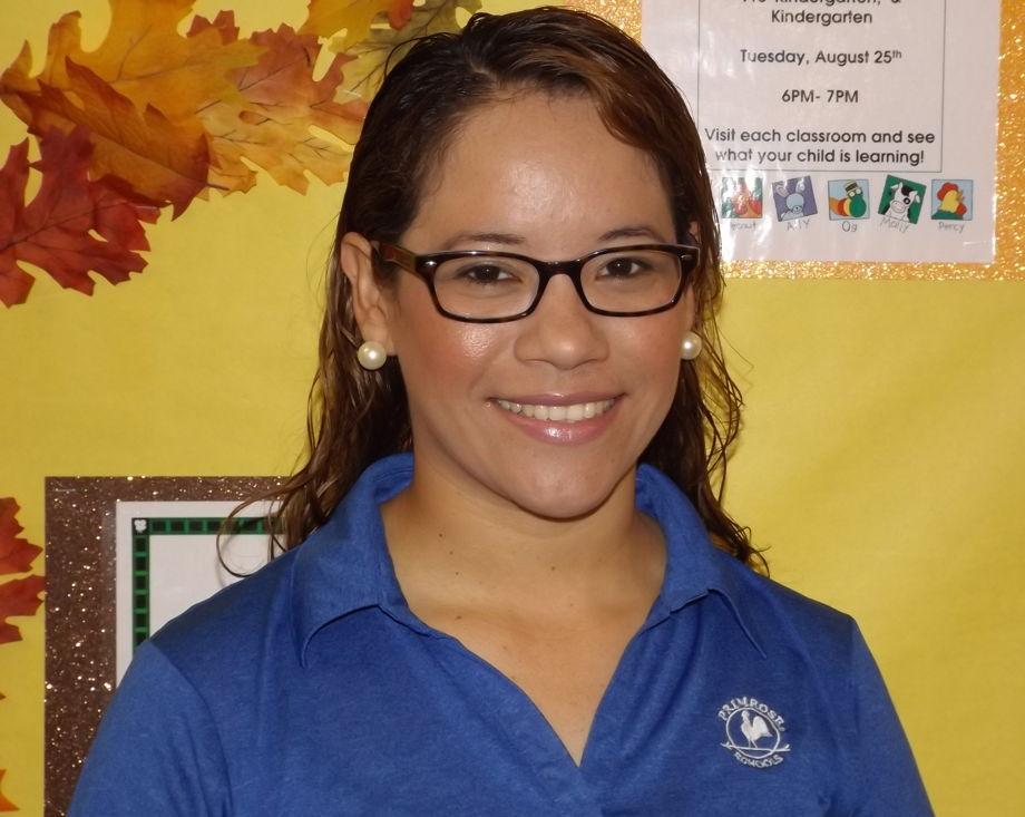 Olga Morales, Tod Lead Teacher