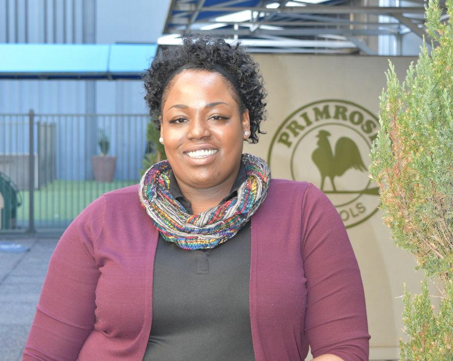 Lynasia Gilliam , Infant Teacher