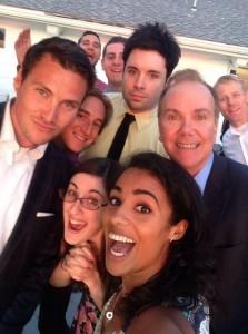 CFF Oscar Selfie