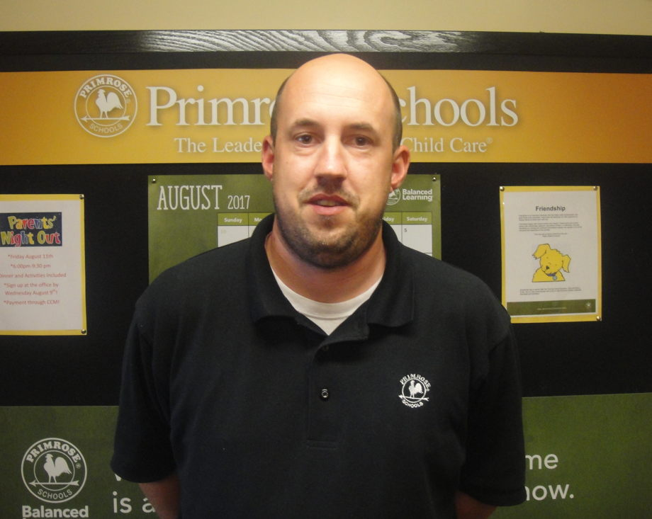 Mr. Justin Allen, Support Teacher