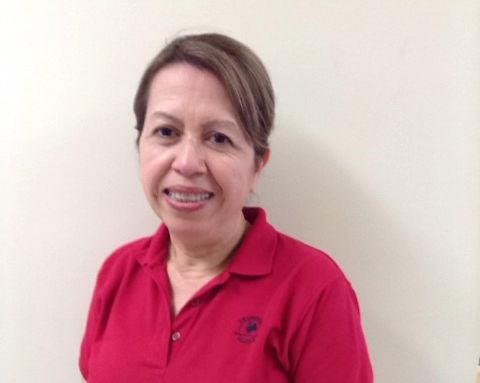 Mrs. Calderon, Young Infant Assistant Teacher