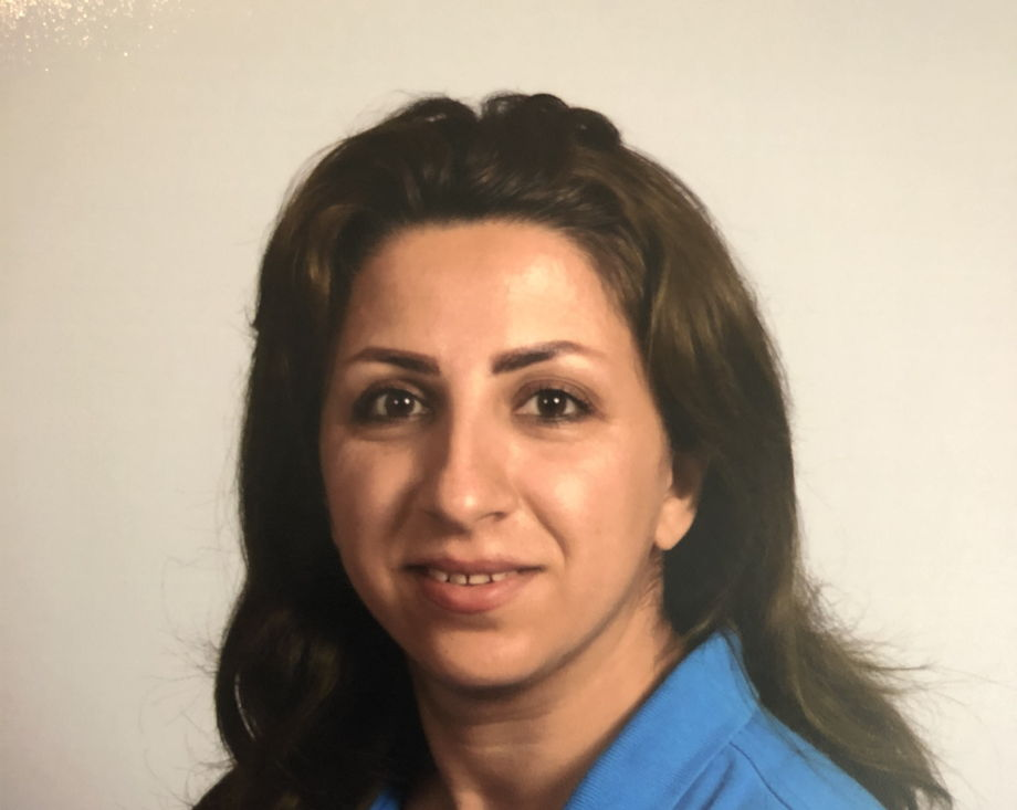 Ameneh Javidi , Infant Teacher