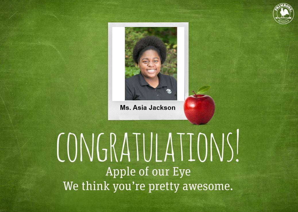 Asia Jackson