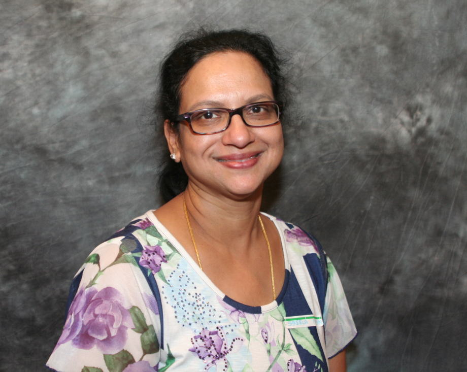Shreela Nayak, Preschool II - Assistant Teacher