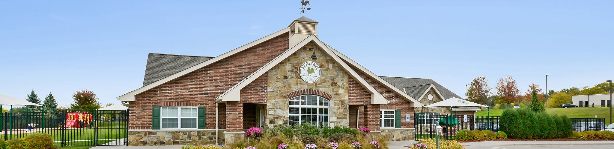 Exterior of a Primrose School of Lakeville North