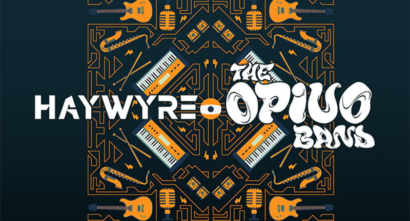 Haywyre & The Opiuo Band North American Tour