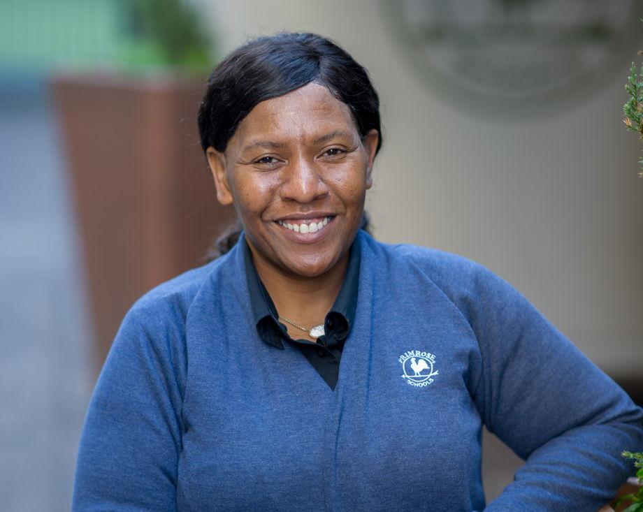 Latashia Hendricks, Toddler Teacher