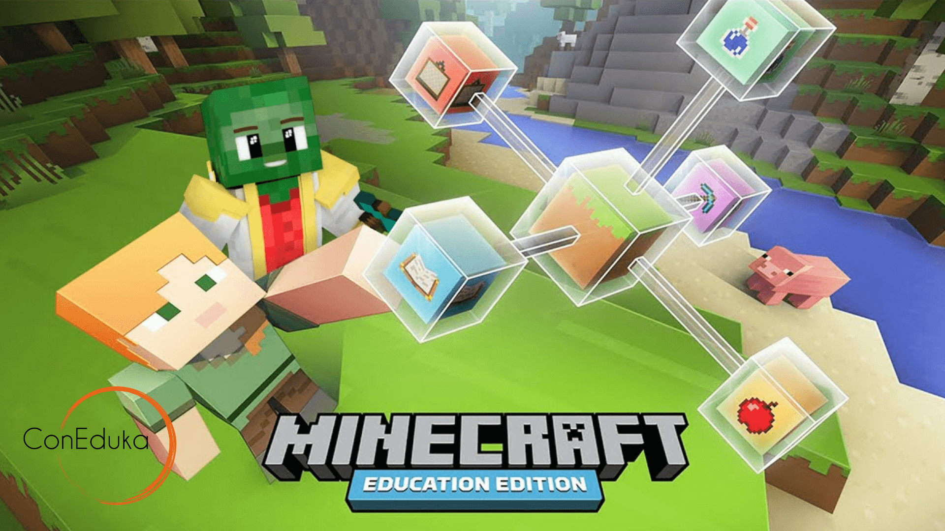 minecraft en educación