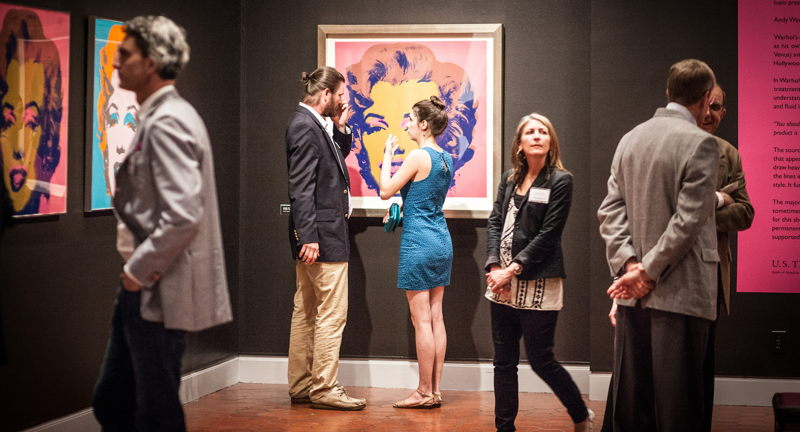 Saturday Special Tour | Andy Warhol: Icons