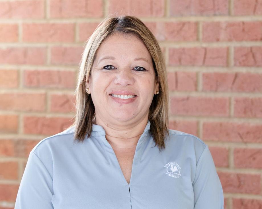Mrs. Cruz , Co-Director
