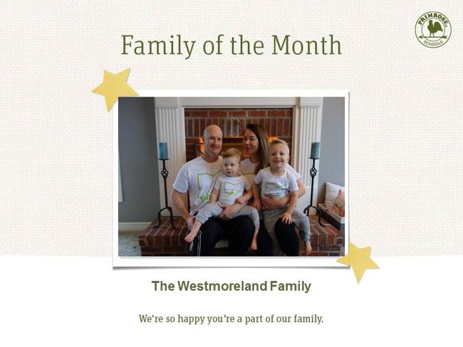 Westmoreland Family